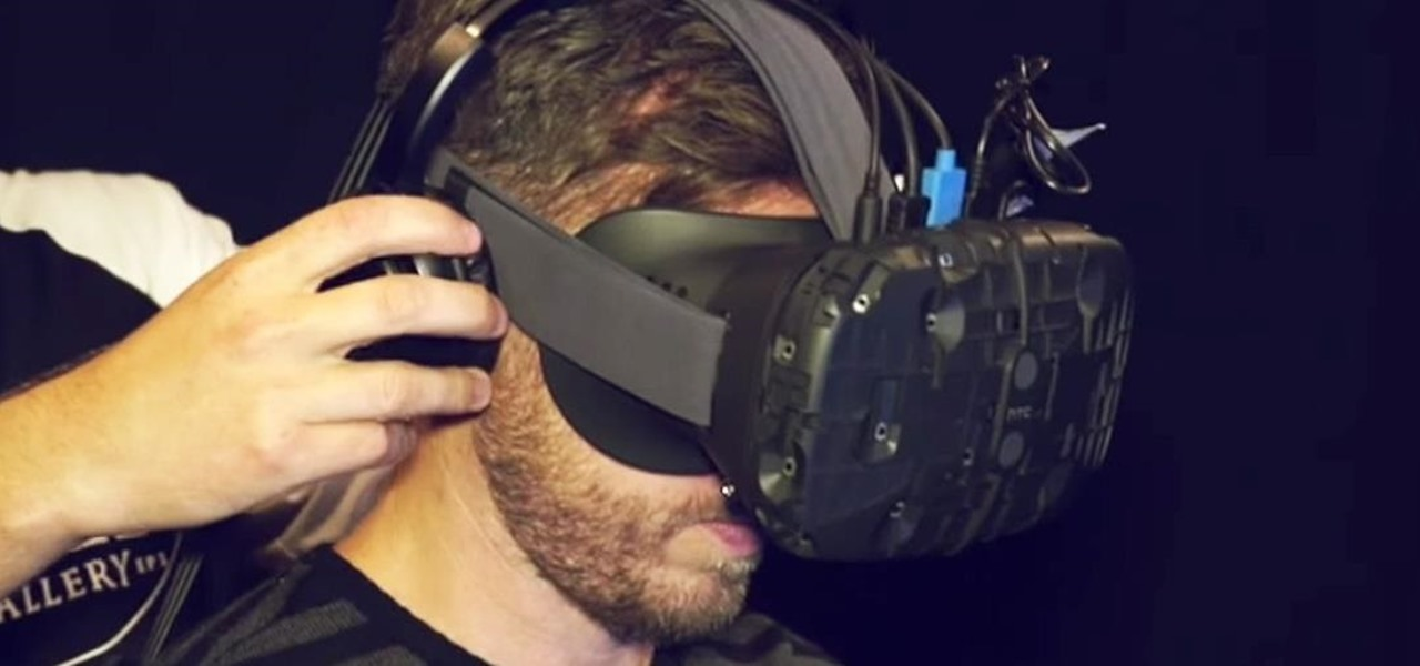 This Is the Easiest Way to Try Out HTC's Vive Right Now