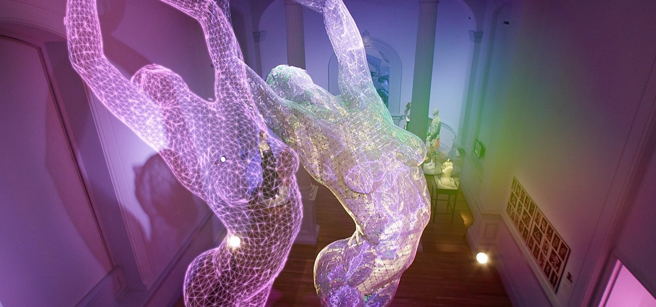 Intel Opens AR Portal to Smithsonian's Burning Man Exhibit via Snapchat