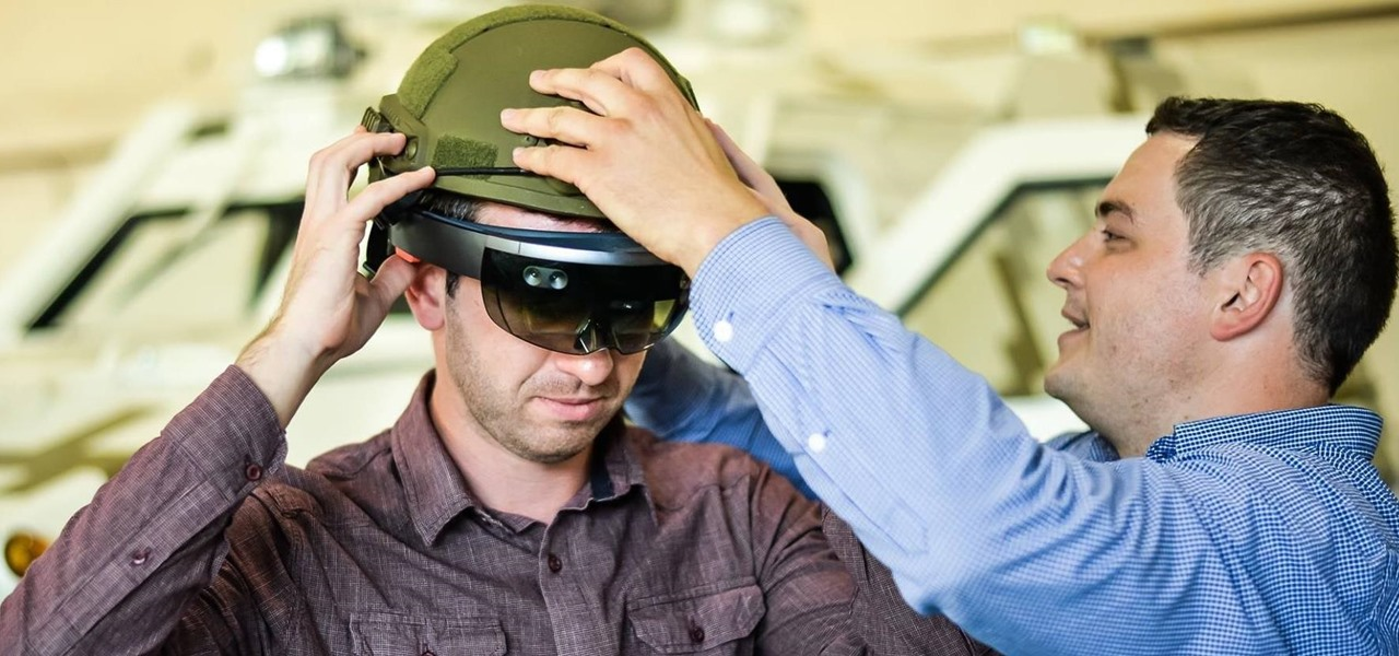 HoloLens Can Give Tank Crews 360-Degree X-Ray Vision on Missions