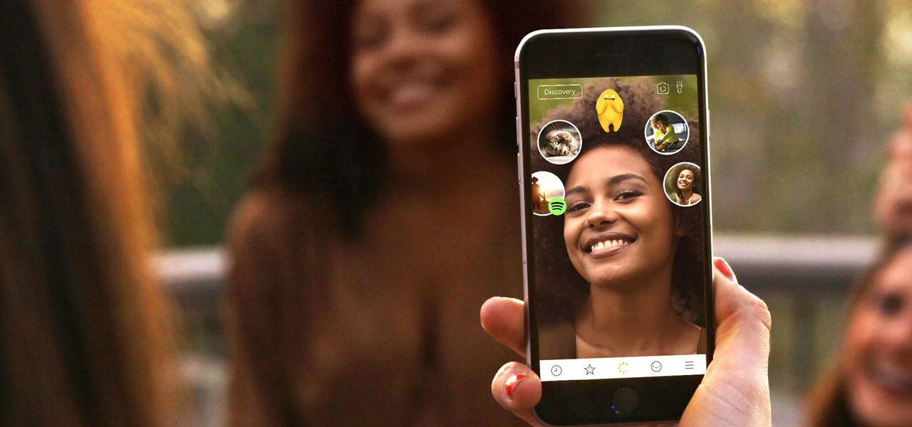 Blippar Brings Facial Recognition AR Profiles to Mobile App