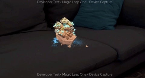 Magic Leap Shows Off New Software Demo, Teases Release This Summer