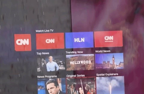 Hands-On: Hands-On with CNN's Magic Leap News Video App