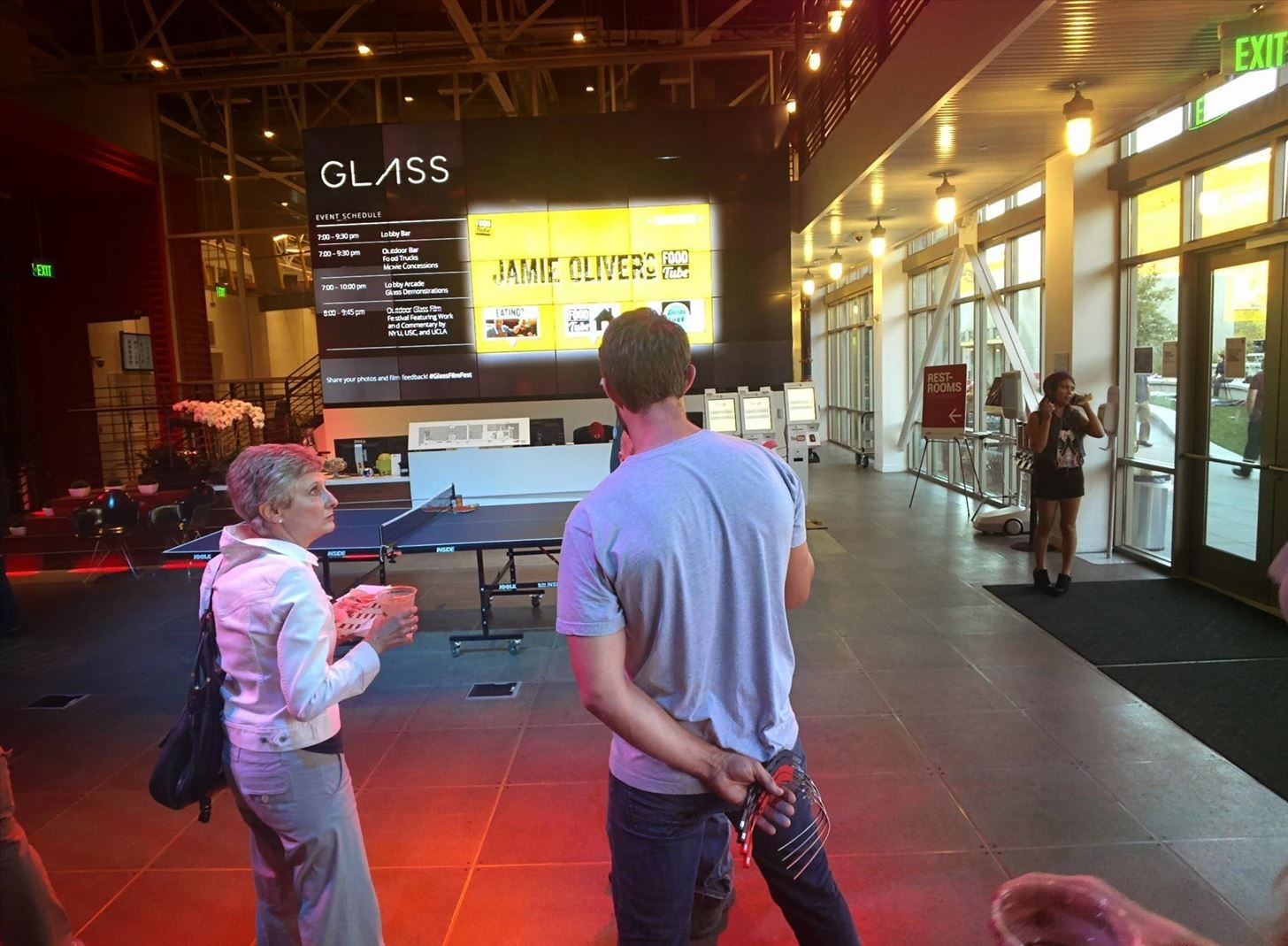 We Went to the Google Glass Film Festival—Don't Expect Glass-Made Movies Anytime Soon