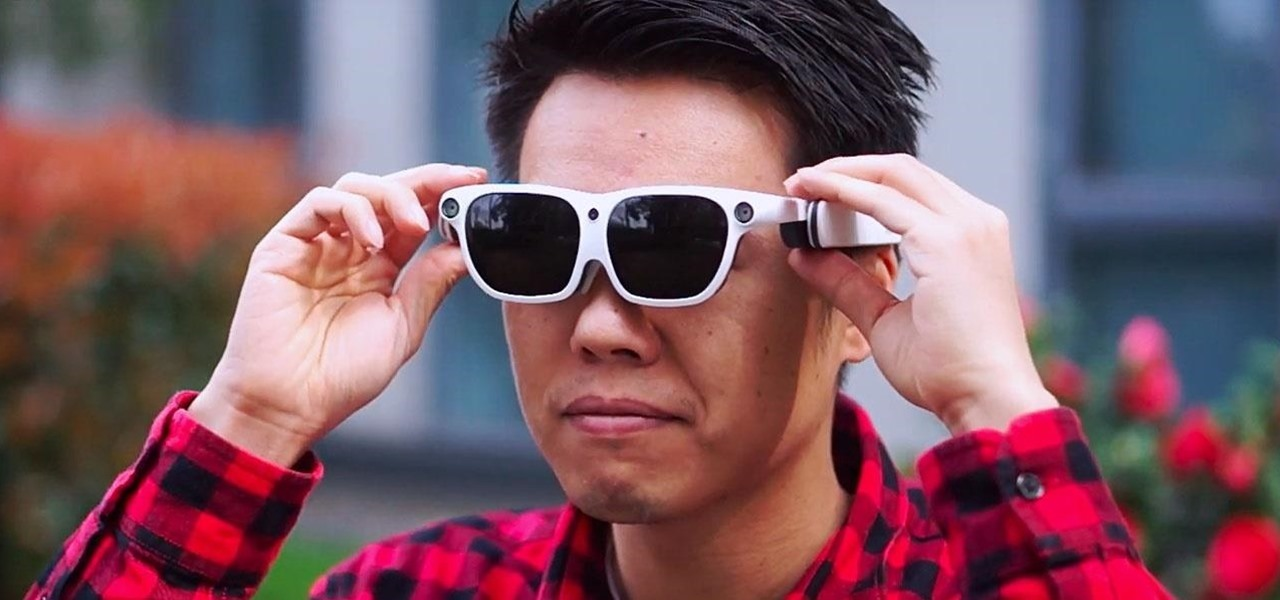 New Consumer AR Smartglasses Contender Emerges with Action Air from China's Shadow Technologies
