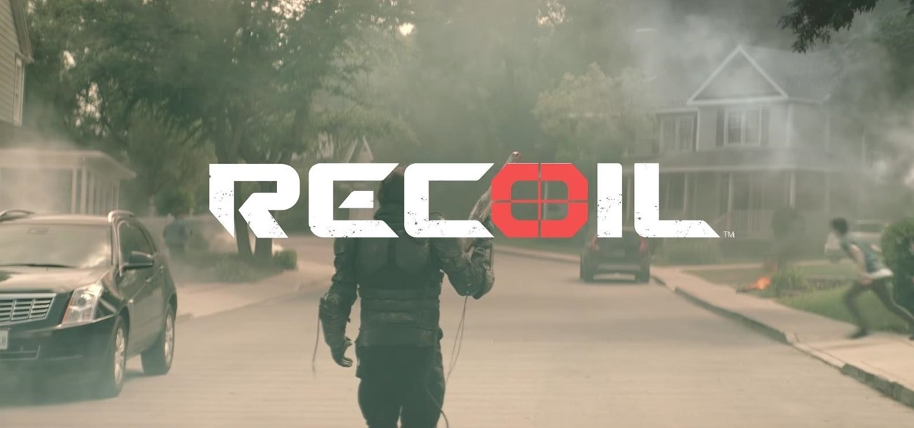 Battlefield AR Game 'Recoil' Takes Tag to a Whole New Level