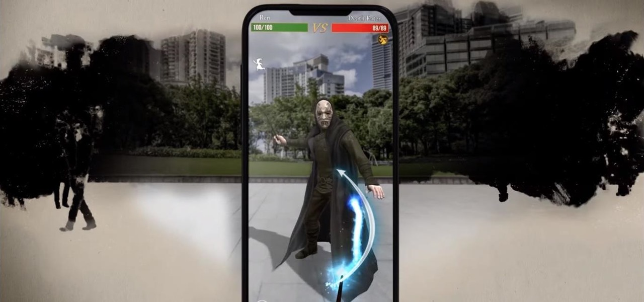 Niantic's Harry Potter: Wizards Unite Brings New Magic to the World of Augmented Reality