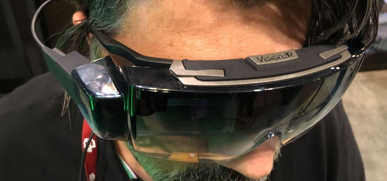 8 of the wildest augmented reality goggles you've haven & # 39; t Viewed yet