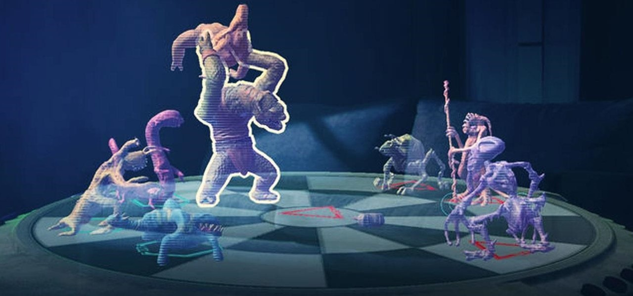 Star Wars Holochess Comes to ARKit-Friendly iPhones & iPads