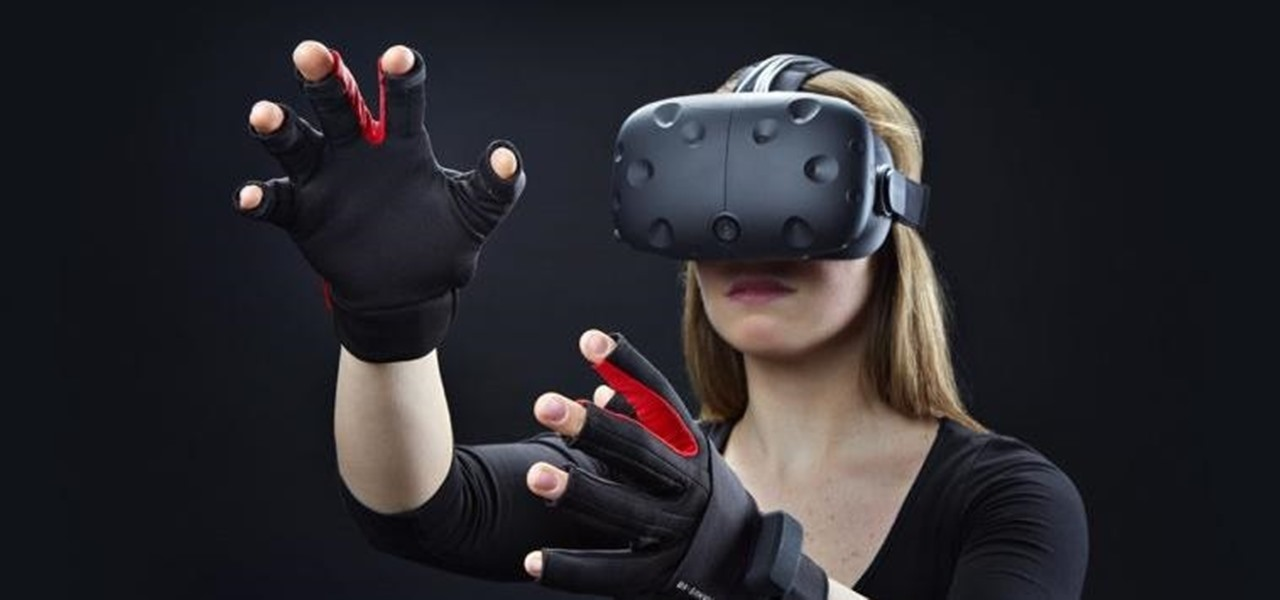 The Manus VR Gloves Bring Full Hand Tracking into the Virtual World