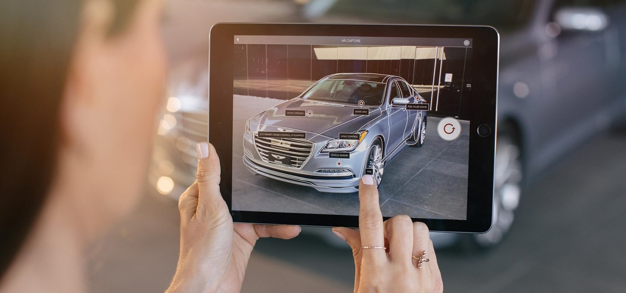 Business Uses for AR Range from Scavenger Hunts to Accurate Holographic Solutions