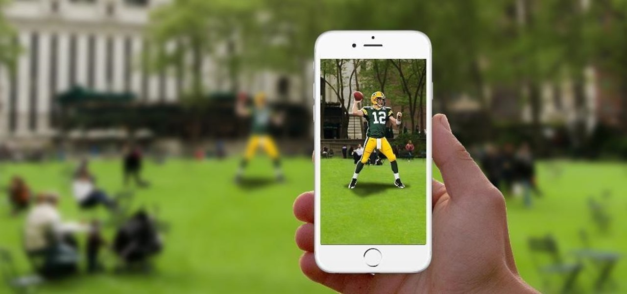 Ready or Not, Augmented Reality Is Coming to Fantasy Sports & Dating Apps