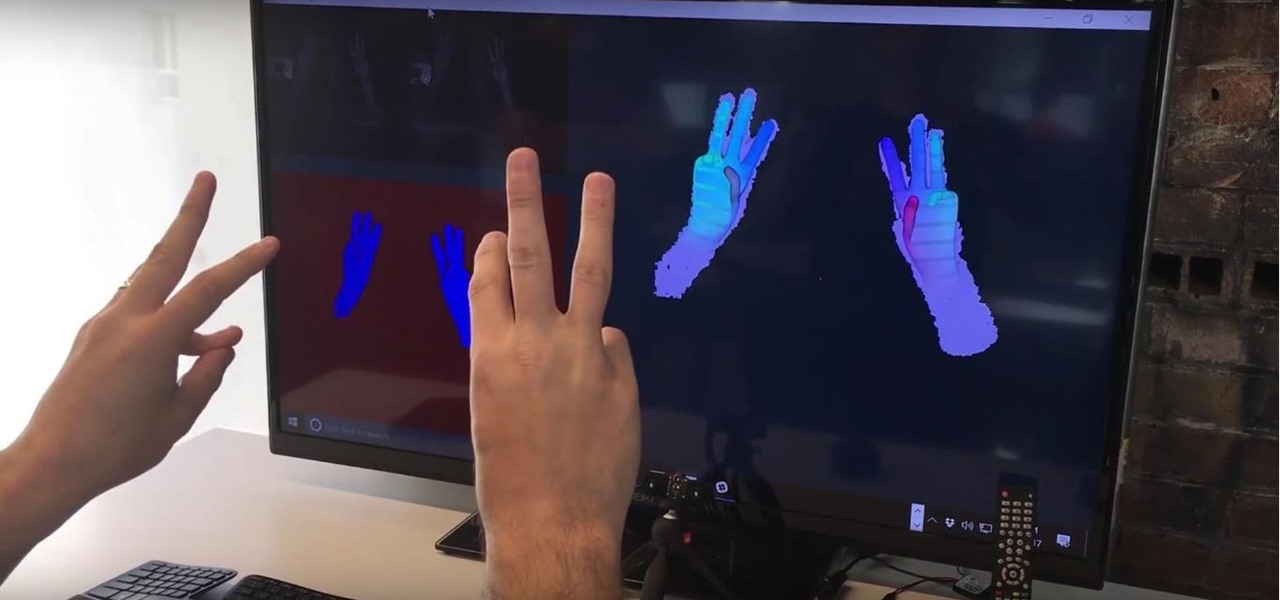 Former Microsoft Engineers Achieve Best Hand-Tracking Capabilities We've Seen for AR