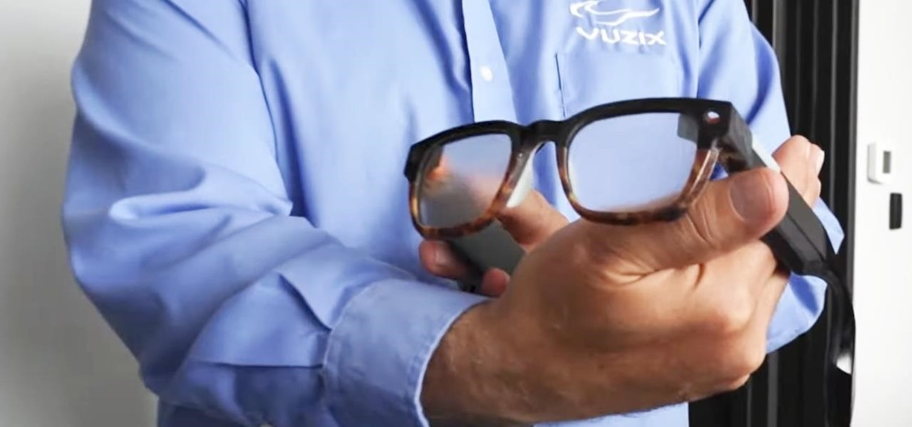 Vuzix Smartglasses Factory Reveal Gives Another Glimpse of Next-Gen AR Wearable