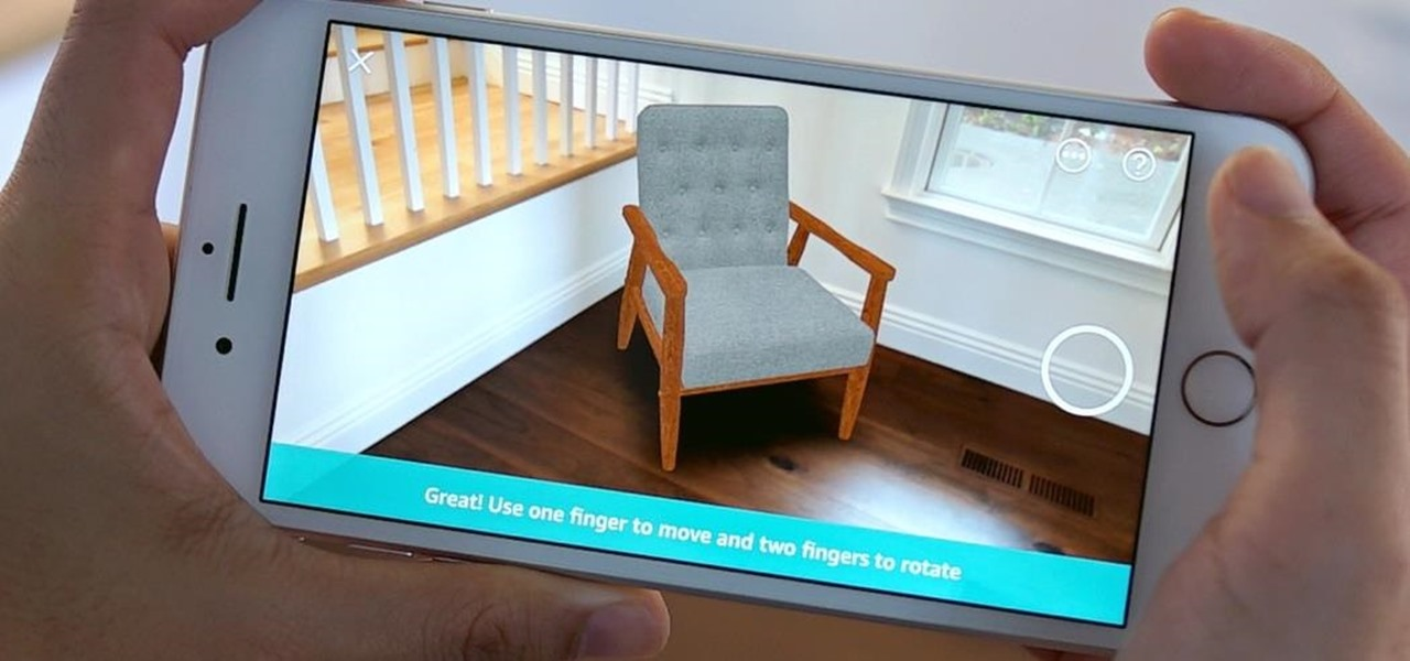 Amazon Harnesses the Power of Apple's ARKit for Black Friday Rush