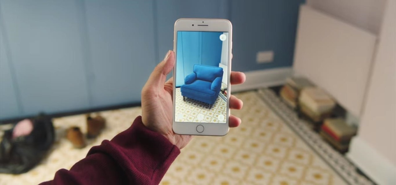 IKEA Takes the Wraps Off of Its ARKit App