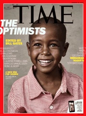 Bill Gates-Edited Time Magazine AR Cover Works on Apple's iPhone, Skips Microsoft's HoloLens