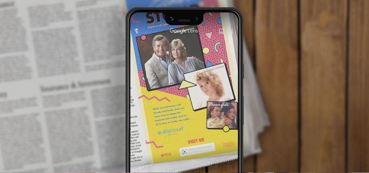 Google Teams with New York Times to Deliver 'Stranger Things' Augmented Reality Easter Egg in Newspapers