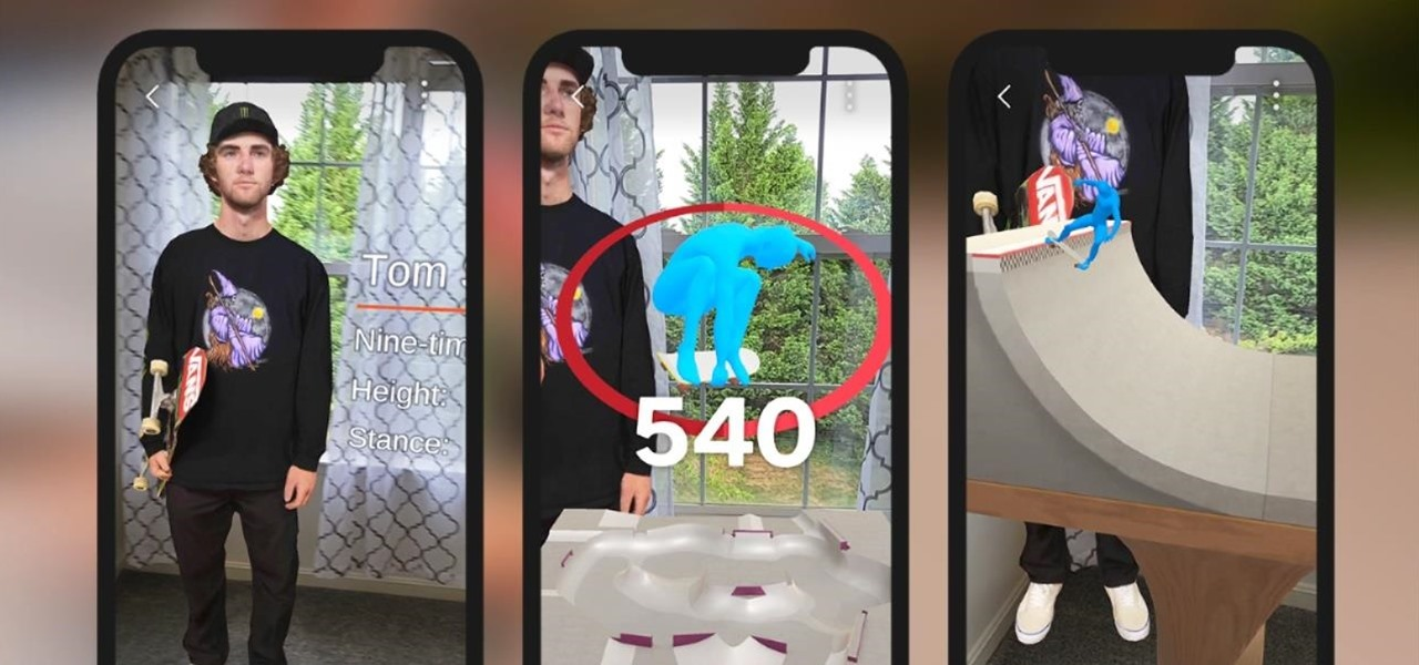 USA Today Showcases New Summer Olympics Sports with Augmented Reality