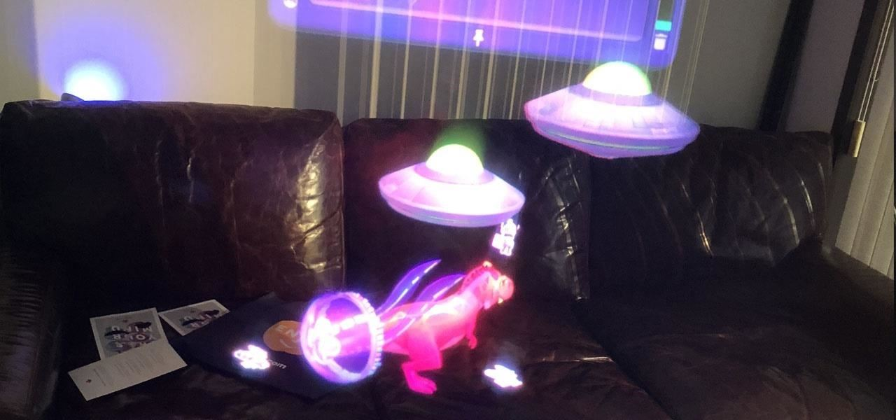 Through the Magic Leap Looking Glass, First Look at What AR Looks Like on the Magic Leap One