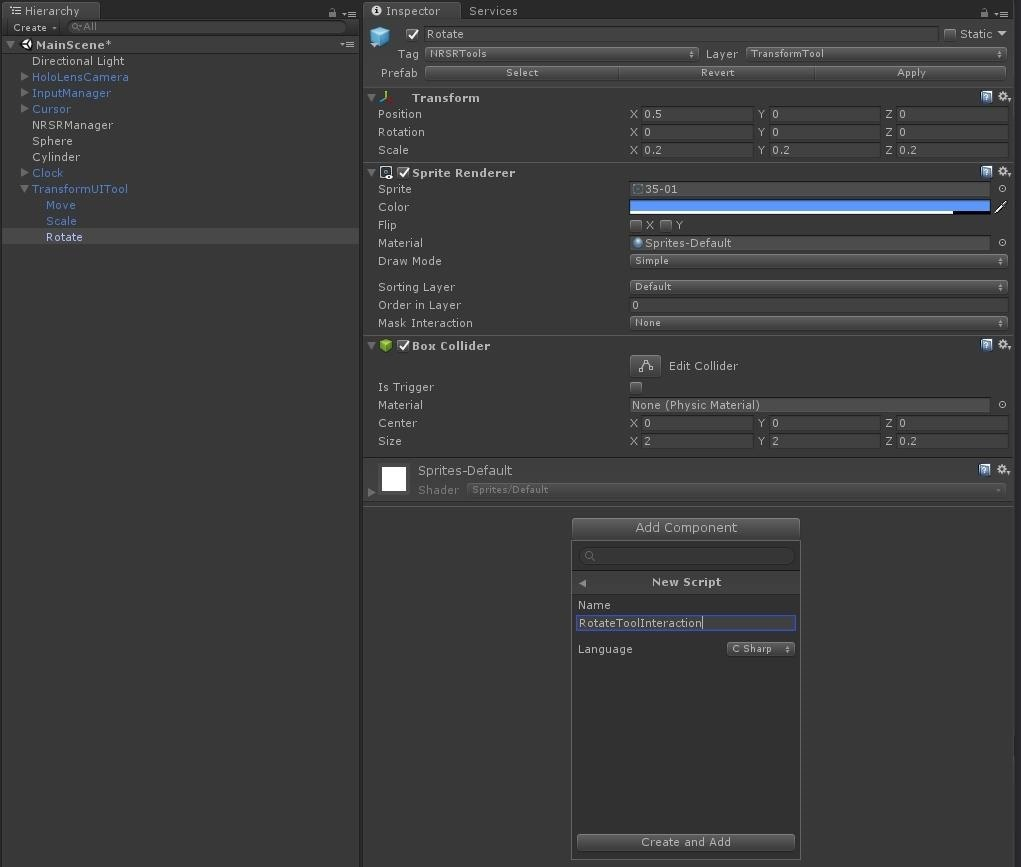 HoloLens Dev 101: Building a Dynamic User Interface, Part 11 (Rotating Objects)