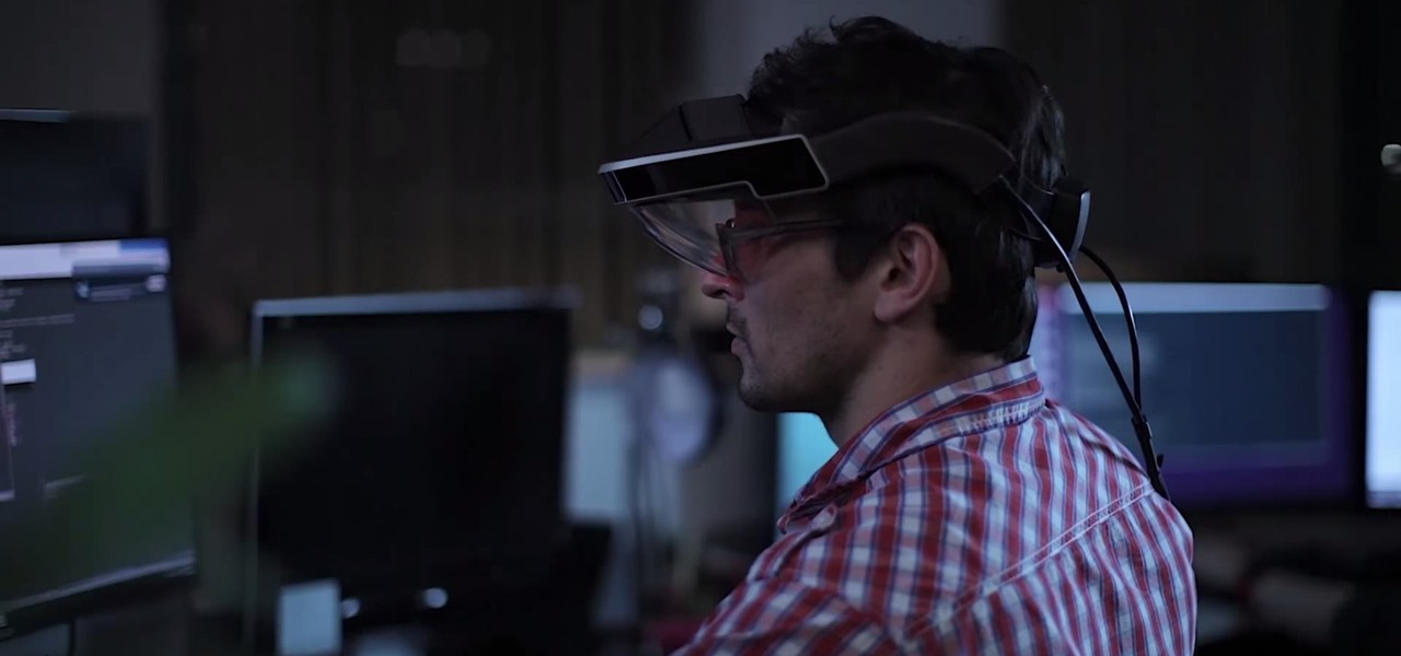 Up Close & Personal with the Meta 2 Head-Mounted Display