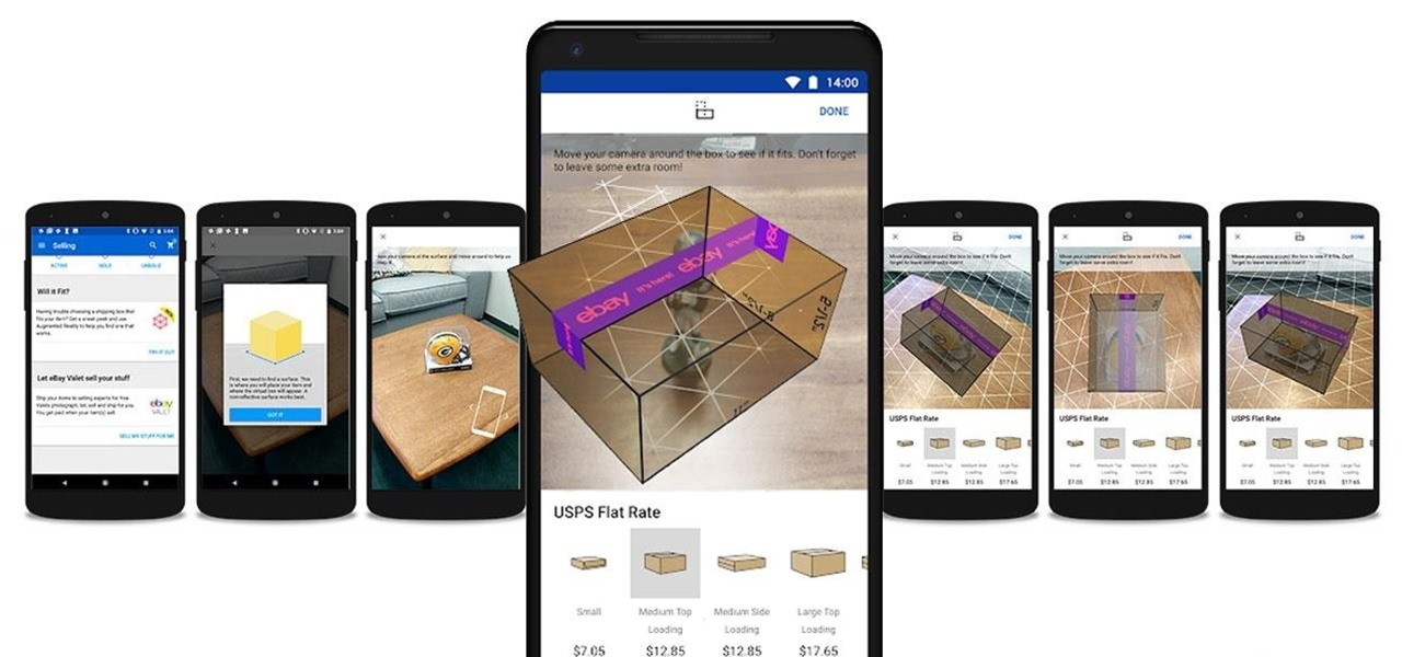 Google Opens ARCore Floodgates with AR Section on Play Store & Exclusive AR Apps from eBay, Lowe's & Jet.com
