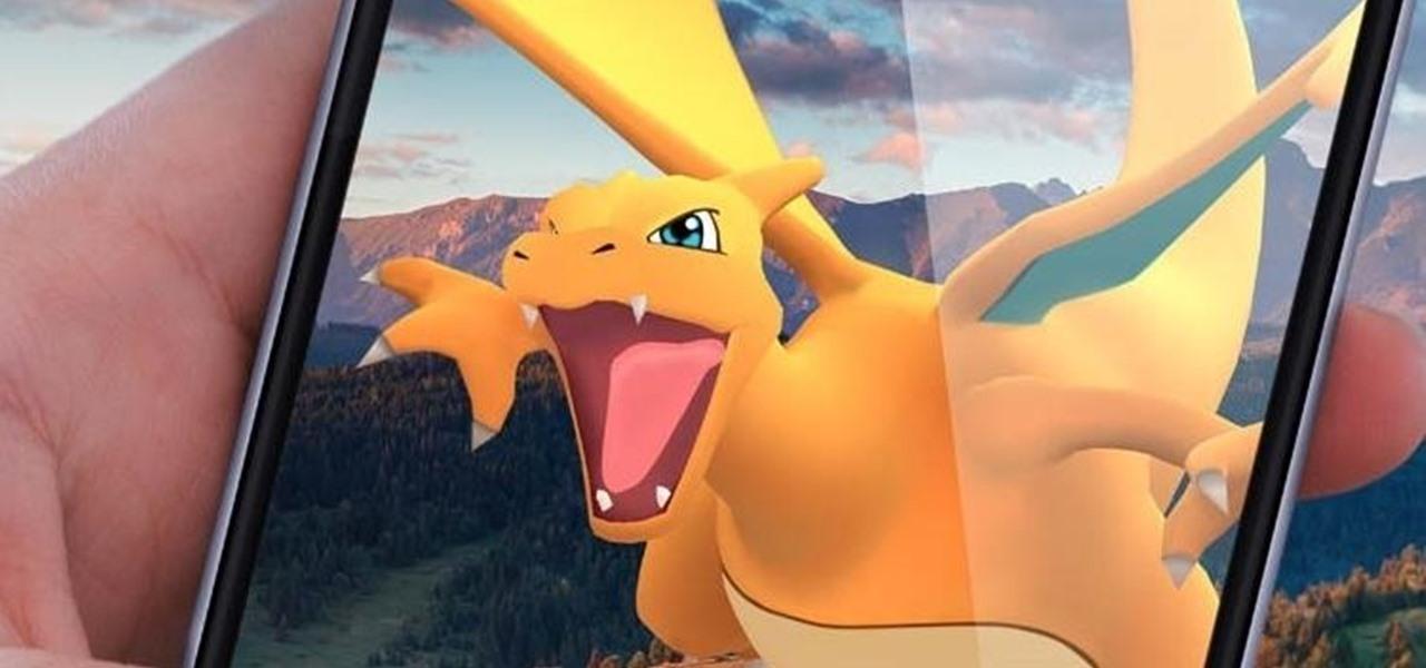 ARKit Update for Pokémon Go Makes Monsters Bigger & Smarter