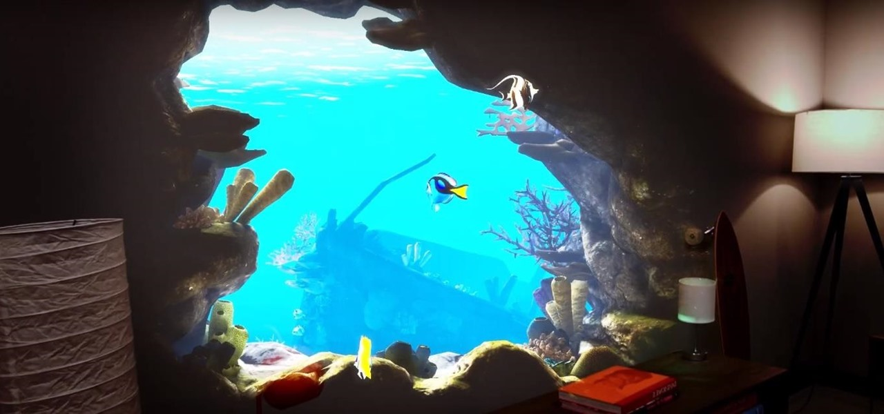 Magic Leap Reveals Peek at New 'Undersea' Augmented Reality Experience