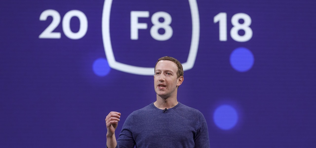 Facebook's F8 Badge Shows Developers It's Serious About Augmented Reality