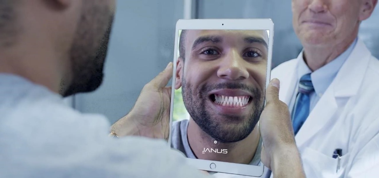 This AR App Could Make Your Next Dentist Visit Less Frightening