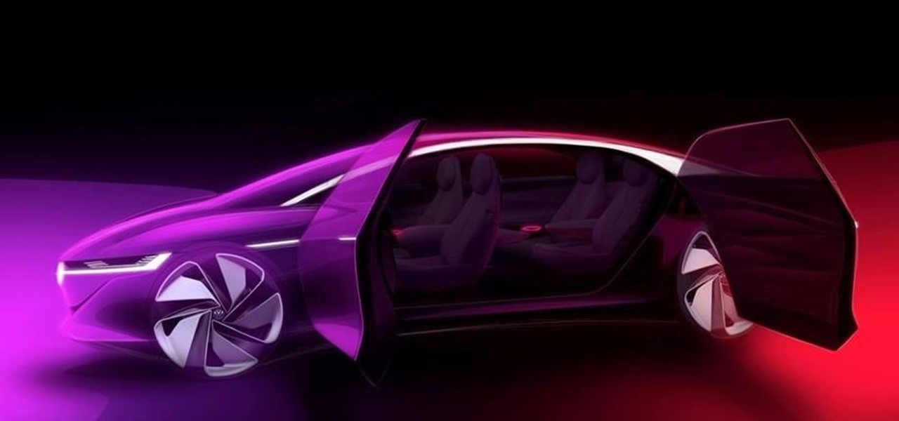 Volkswagen Teases AR Co-Pilot for Self-Driving Concept Car