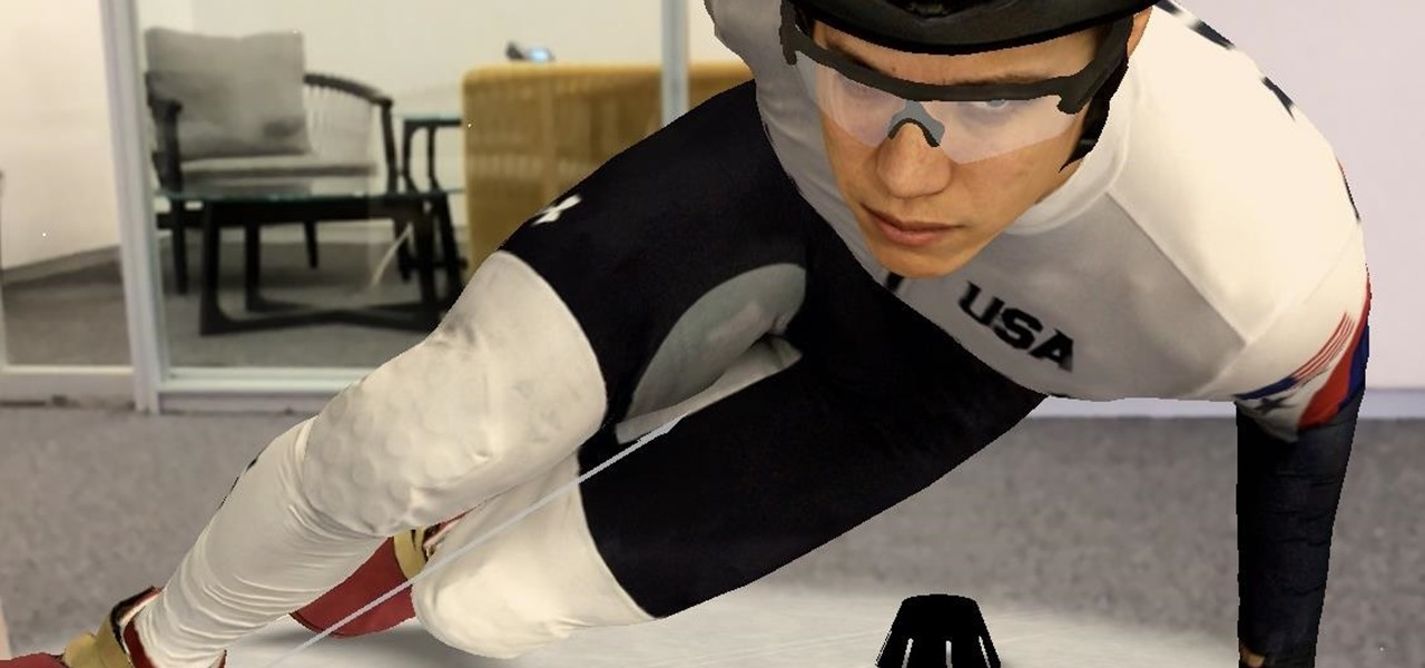 Augmented Reality Skates into New York Times Coverage of Winter Olympics