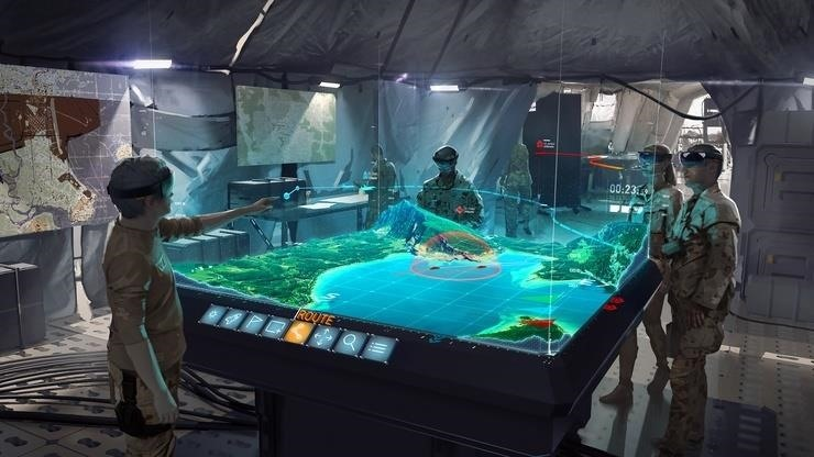 Royal Australian Air Force Using HoloLens to Experiment with Augmented Reality