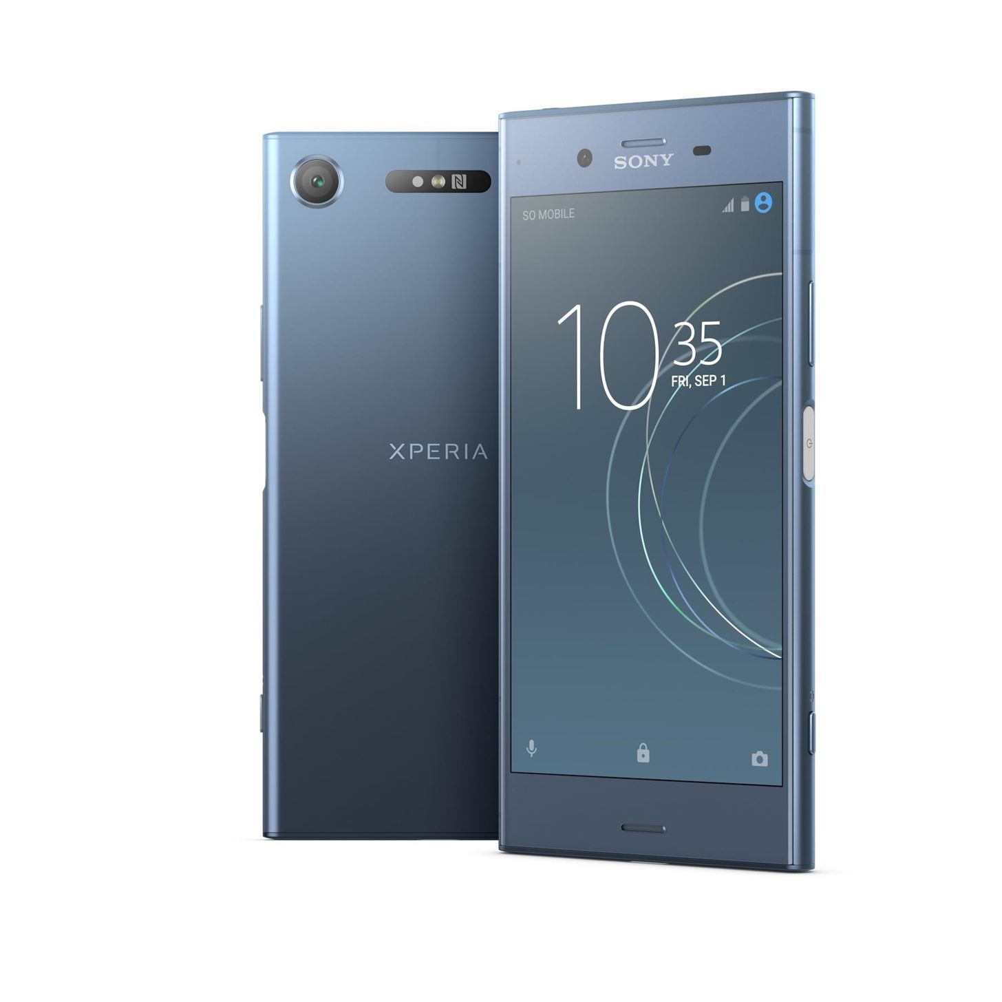 Sony Xperia XZ1 Boasts 3D Scanning Capabilities