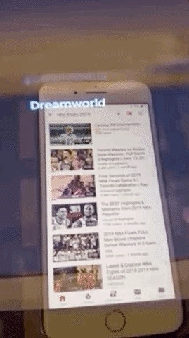 DreamWorld AR launches DreamGlass Air, a lightweight private cinema screen for your mobile devices
