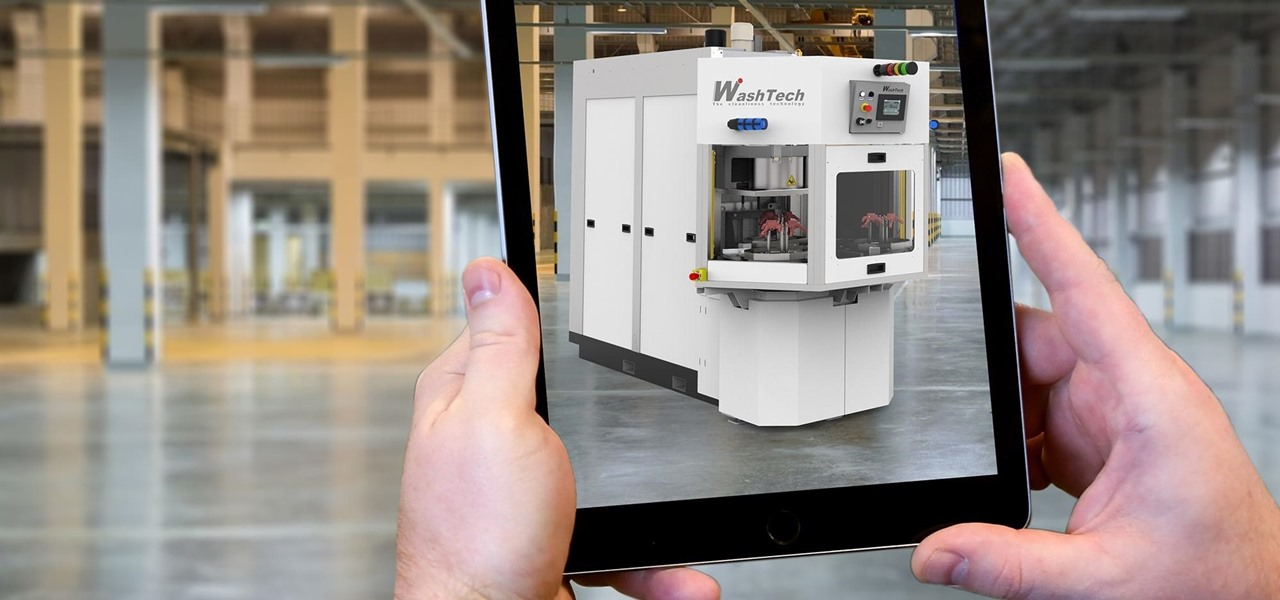 Siemens Adds Augmented Reality Visualization to Its 3D Industrial Design Software
