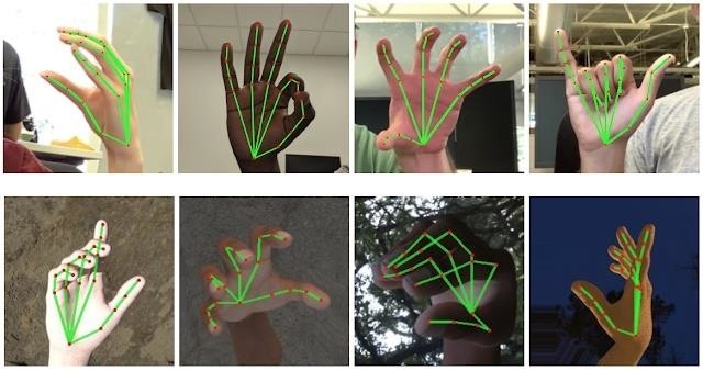 Google's AI Solution for Hand & Finger Tracking Could Be Huge for Smartglasses