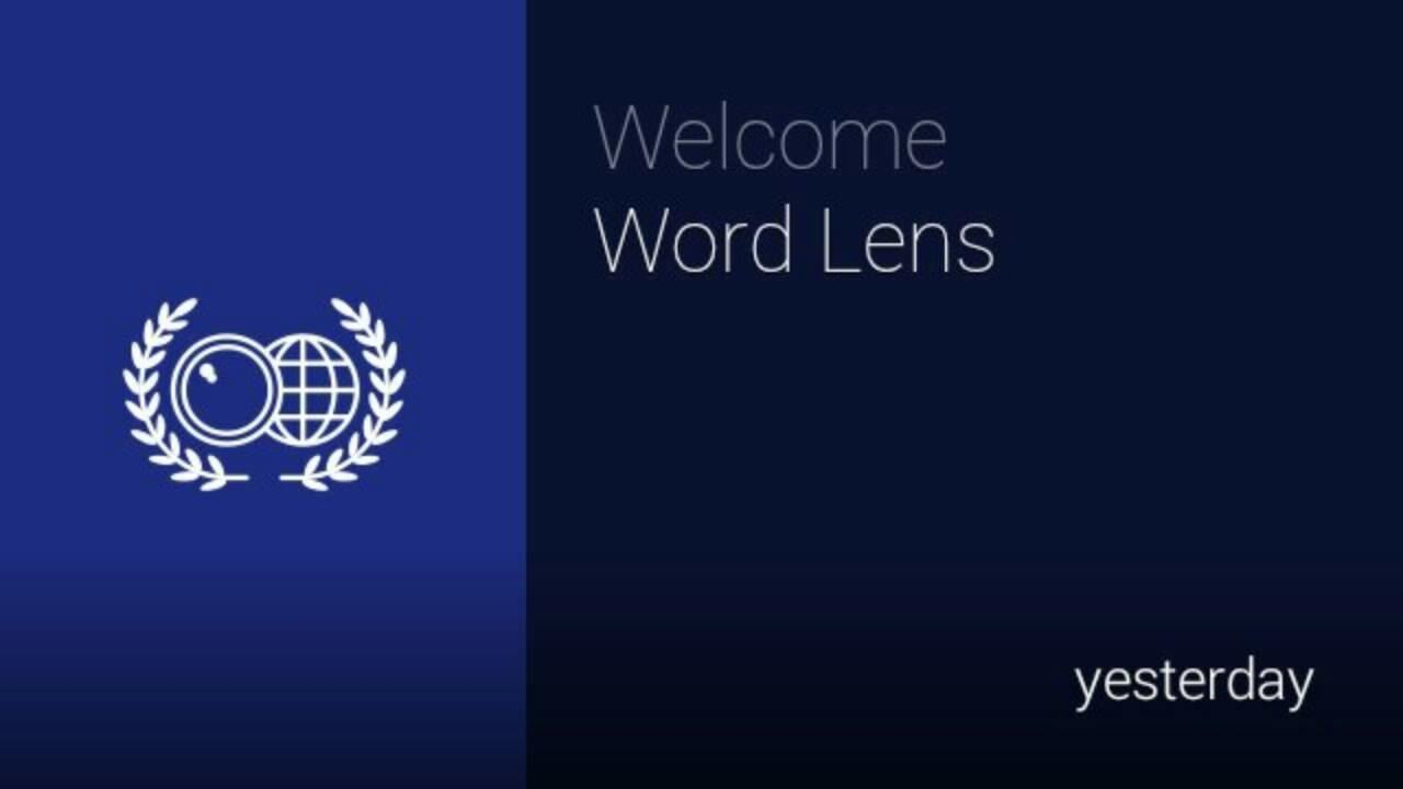 How to See Instant Translations of Foreign Text Using Google Glass