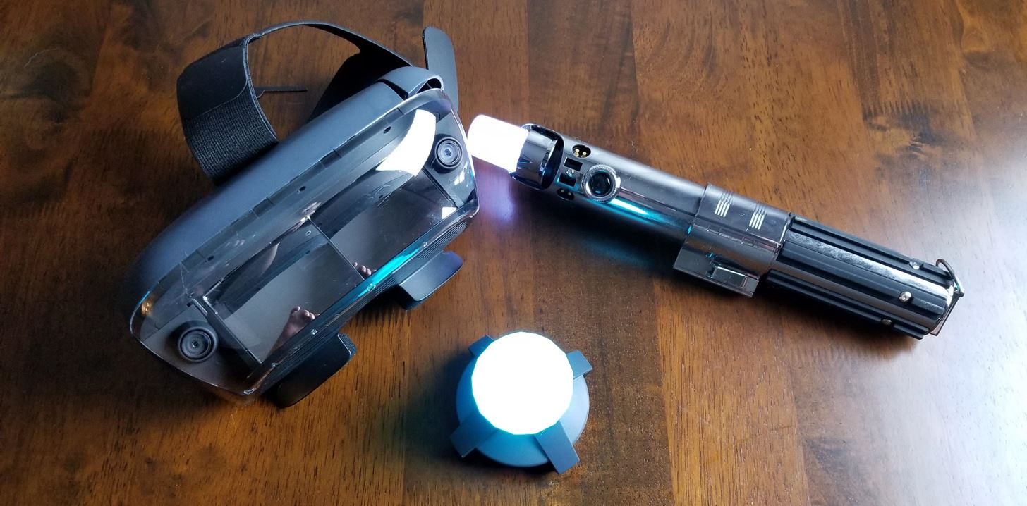 Hands-on: Lenovo & 'Star Wars: Jedi Challenges' Deliver First Truly Mainstream AR Headset