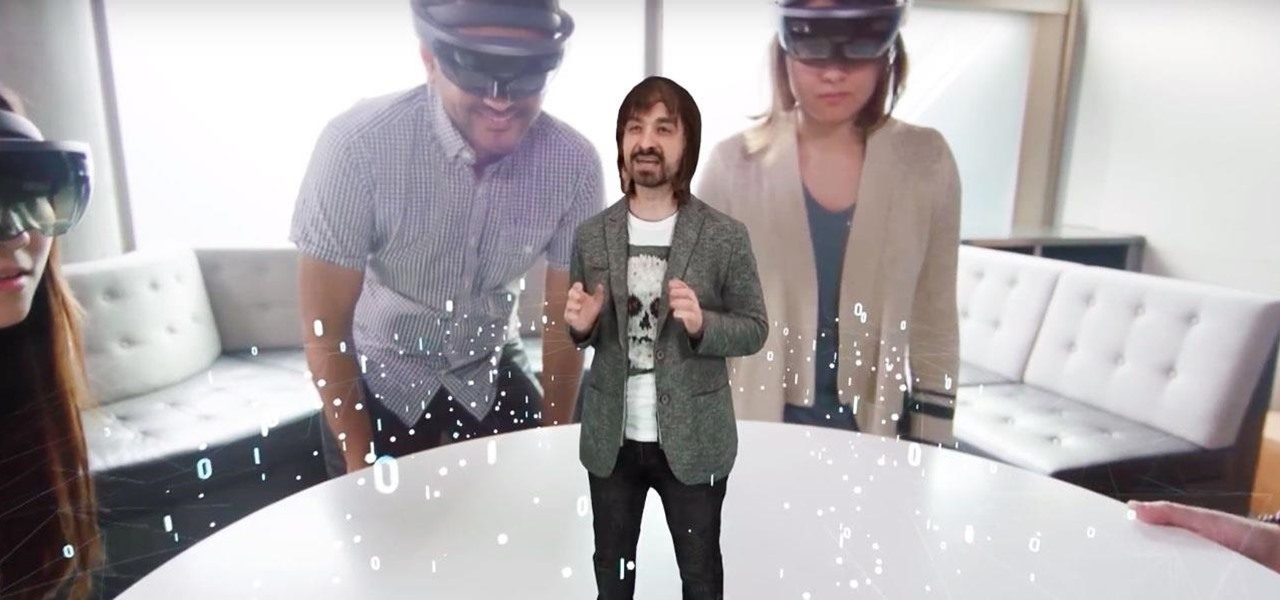 New Video from Microsoft's Alex Kipman Delivers Teaser for HoloLens 2 at Mobile World Congress