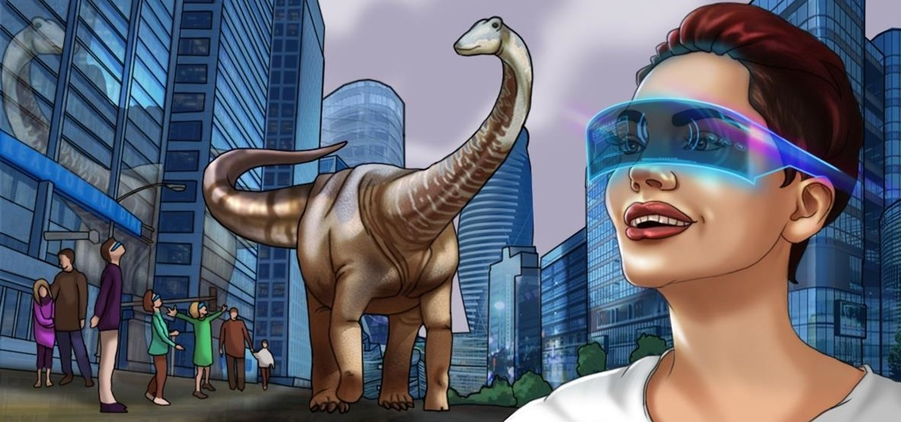 Arcona Could Cover the World with AR Objects