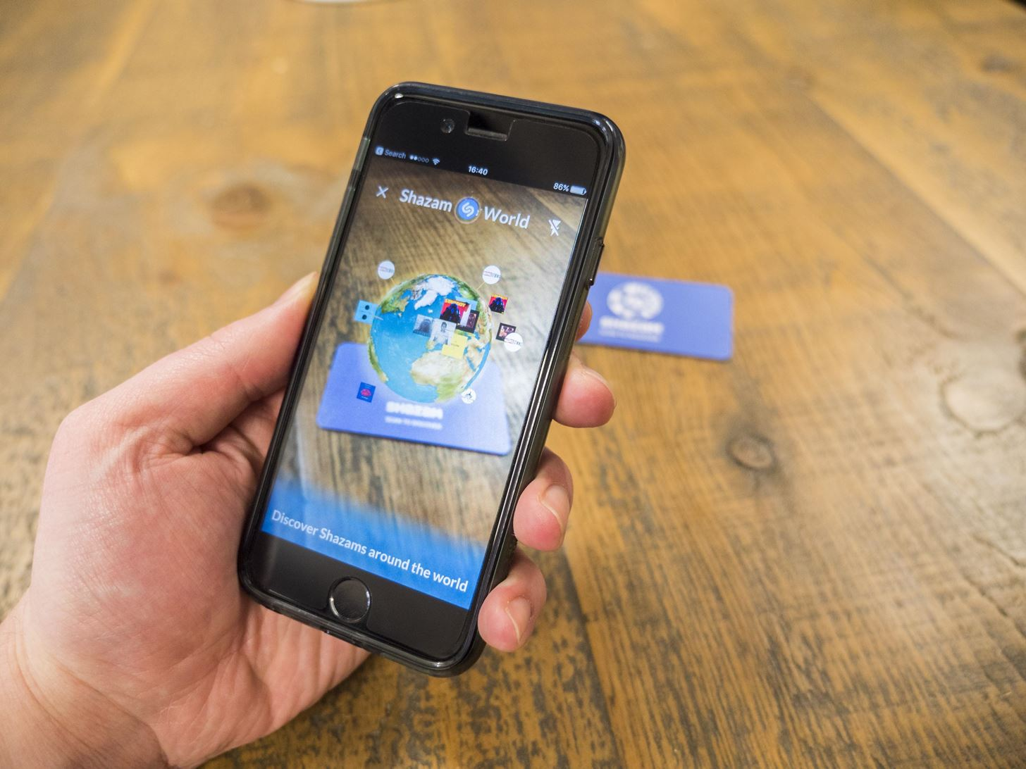 Popular App Shazam Trying to Cash in on the Trendiness of AR with Hiring of New CTO