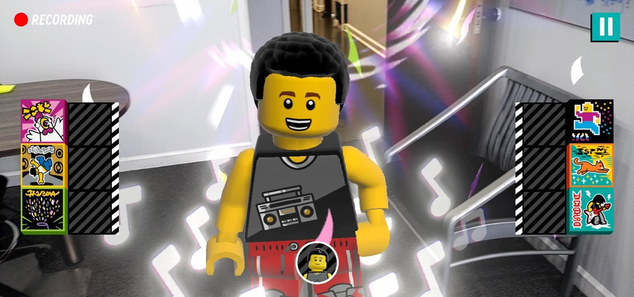 Film Your Own AR Music Videos with Vidiyo, Lego's TikTok Competitor