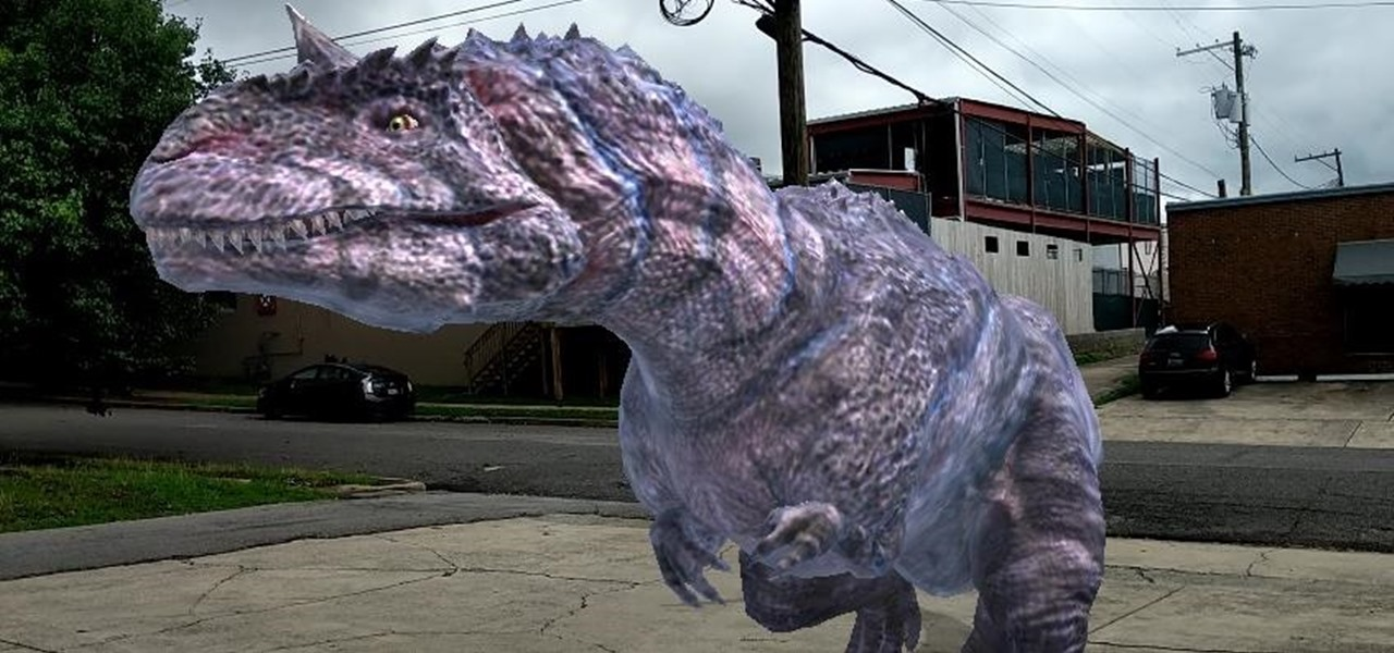 New 'Jurassic World Alive' AR Game Takes Everything Great About Pokémon Go & Adds Dinosaurs
