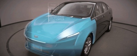Microsoft & Ford Demonstrate AR's Potential for Innovation in Enterprises