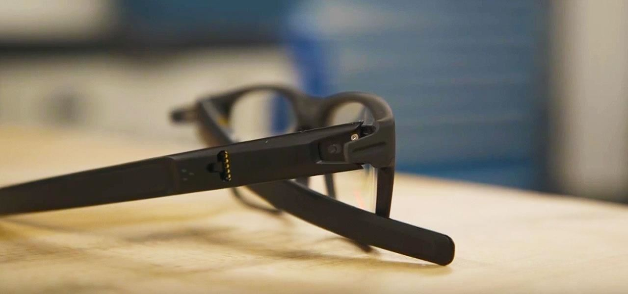 Intel Reveals Vaunt Smartglasses, Normal Looking Glasses That Work with iOS & Android Smartphones