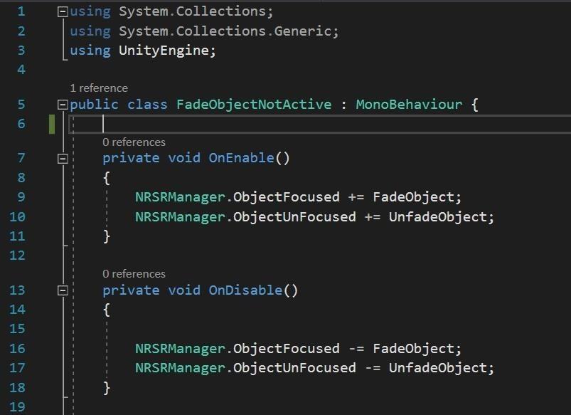 HoloLens Dev 101: Building a Dynamic User Interface for the HoloLens, Part 6 (Delegates & Events)