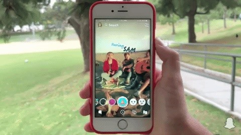 Snapchat Originals Blend Augmented Reality Scenes into Scripted Shows & Documentary Series