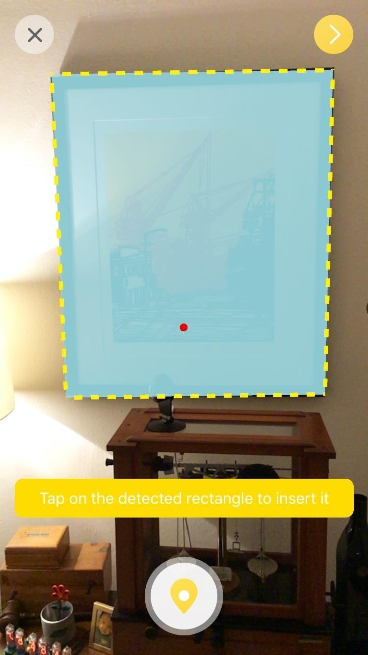 Apple Ar Occipital 39 S Arkit App Offers Room Scanning On