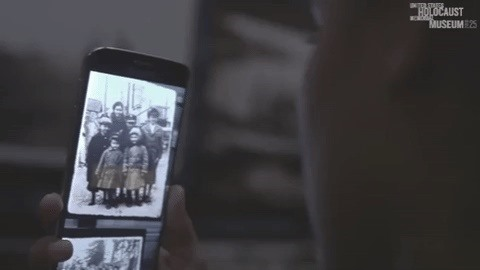 Holocaust Museum Preserves Memory of Victims & Survivors via Augmented Reality